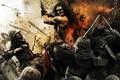 Картинка cinema, sword, weapon, 2011, army, movie, ken, blade, Conan The Barbarian, film, Jason Momoa