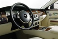 Картинка салон, руль, Rolls-Royce, 200EX