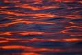 Картинка закат, свет, вода, вечер, перелив