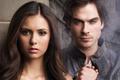 Картинка The CW Television Network, Damon Salvatore, CW, Elena Gilbert, Damon, man, Ian Somerhalder, brunette, Katherine ...