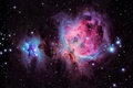 Картинка Orion Nebula, туманность, красота