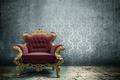 Картинка armchair, Comfort, red