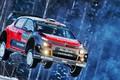 Картинка Craig Breen, Ситроен, Крейг Брин, Брин, Зима, Rally, Автомобиль, Ралли, Гонка, Машина, Авто, Citroen С3, ...