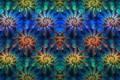 Картинка abstract, pattern, digital art, Fractal, symmetry