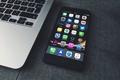 Картинка экран, iPhone 7 Plus, телефон, айфон, черный, iphone