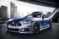 Картинка Mustang, Ford, мустанг, форд, Safety Car