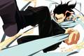 Картинка anime, super hero, My Hero Academia, hero, Boku no Hero Academia, by gevdano, Aizawa, Head ...