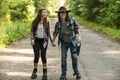 Картинка Carl Grimes, Chandler Riggs, Walking Dead, Katelyn Nacon, Season 7, Enid