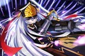 Картинка game, anime, chibi, sakura, fight, asian, warrior, japanese, oriental, asiatic, bishojo, light novel, Re.Creators, Re. ...