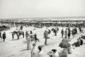 Картинка море, пляж, ретро, люди, отдых, Флорида, США, выходной