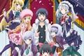 Картинка girl, anime, boy, king, japanese, smartphone, mahou, In Another World With My Smartphone, Isekai wa ...