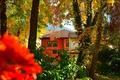 Картинка Fall, Осень, Дом, Autumn, House
