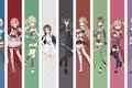 Картинка anime, Sword Art Online: Project Alicization, Sword Art Online, SAO, light novel, oriental, ALfheim Online, ...