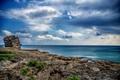 Картинка камни, побережье, скалы, море