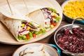 Картинка лук, mexican, мясо, tortillla, лаваш, лепешка, овощи, food