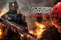 Картинка fire, uniform, rifle, soldier, helmet, Modern Combat 4: Zero Hour, man, seifuku, war, gun, weapon, ...