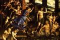 Картинка Andrea Mantegna, 1502, Minerve chassant les, Vices du jardin de la Vertu, Détail