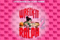 Картинка мультфильм, Walt Disney, фон, Ральф, персонажи, Wreck-It Ralph 2, Ralph, Vanellope