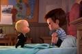Картинка kid, brothers, spy, baby, boy, The Boss Baby, animated movie animated film, tie, suit