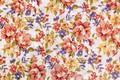Картинка цветы, узор, colorful, ткань, орнамент, texture, pattern, fabric, floral