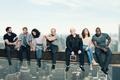 Картинка Mike Colter, Майк Колтер, iron fist, serial, the defenders, люк кейдж, железный кулак, Charlie Cox, ...