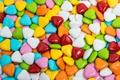 Картинка candy, леденцы, hearts, конфеты, colorful, sweet, сладости