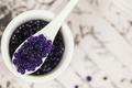 Картинка Боке, Lavender caviar, Лавандовая икра, Bokeh, Еда
