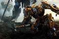 Картинка Bumblebee, Movie, Трансформеры: Последний Рыцарь, Transformers: The Last Knight, Optimus Prime, Фильм