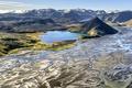 Картинка осень, плато, Iceland, исландия