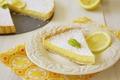 Картинка лимон, пирог, десерт