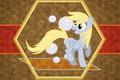 Картинка фон, девочка, пони, My Little Pony
