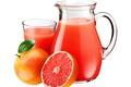 Картинка цитрусы, сок, fresh, грейпфрут, графин, Grapefruit, Juice