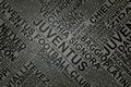 Картинка имена, газета, footbal, буквы, juventus by fernan