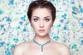 Картинка глаза, взгляд, девушка, украшение, Саша, Oleg Gekman