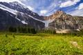 Картинка природа, горы, небо
