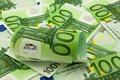 Картинка деньги.евро, купюры, валюта
