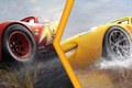 Картинка cars, Lightning McQueen, Cars 3, animated film, animated movie, Cruz Ramirez