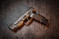 Картинка VP9, пистолет, макро