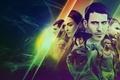 Картинка Фильмы, Sense8, Восьмое чувство, взгляд, актеры, сериал