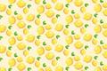 Картинка вектор, цитрус, лимон, еда