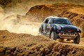 Картинка Mini, Черный, Пыль, Спорт, Пустыня, Машина, Скорость, Гонка, 308, Rally, Внедорожник, Ралли, X-Raid Team, MINI ...