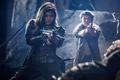 Картинка Umbrella Corp., Biohazard: The Final Chapter, Beretta M12, K-Mart, Spencer Locke, Biohazard, blade, zombie, Umbrella, ...