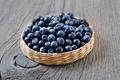 Картинка черника, fresh, голубика, ягоды, berries, blueberry