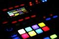 Картинка диджей, music, nightclub, DJ, кнопки, пульс, console, buttons, пульт, pulse, музыка, night, ночной клуб, ночь, ...