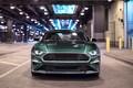 Картинка Mustang, Ford, вид спереди, 2018, Bullitt