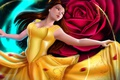 Картинка роза, цветок, by IndyMBras, деушка, Belle, Beauty and the Beast