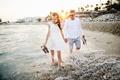 Картинка море, пляж, девушка, солнце, любовь, отдых, пара, love, парень, отношения, sea, парень девушка, свадьба, Кипр, ...