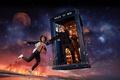 Картинка Doctor Who, фантастика, синяя будка, Доктор Кто, ТАРДИС, Twelfth Doctor, Двенадцатый Доктор, Pearl Mackie, Peter ...