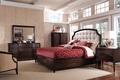 Картинка кресло, спальня, вилла, дом, кровать, интерьер, мебель, комната