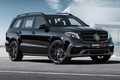 Картинка Mercedes, 850 XL, Brabus, Black, Tuning